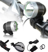 cycle light - CREE XM L T6 Lumen LED Bicycle Light Head Lamp Head Light LM Cycling Night lamp with Retail Box