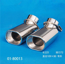 Wholesale Muffler Tip Exhaust Tip for Range Rover Range Rover Sport Discovery Auto Accessories from Maiker Auto