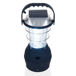 Solar Portable Lanterns Solar Camping Lantern 36 Led Camping Light Solar Hand Lamp Rechargeable Light Outdoor Camping Lantern Freeship