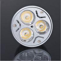 Wholesale GU10 E27 MR16 B22 CREE W x3W Replace W High power CREE Light LED Bulb Lamp Downlight from kakacola shop