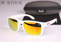 Wholesale 2014 hot Holbrook Cycling Sports Sunglasses Outdoor Men Women Sun glasses New Black Skin