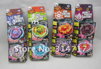 Wholesale Single beyblade metal fusion fight SUPER spin top many model