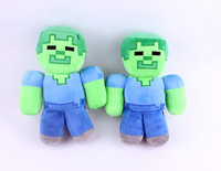 Wholesale Minecraft Zombie Plush Good quality