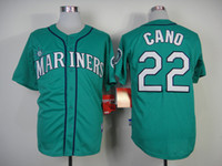 robinson - Green Mariners Robinson Cano Jersey Baseball Jersey for Men Best Quality Base Uniforms Cheapest Sports Jerseys Athletic Shirts Mix Order