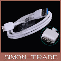Wholesale Micro USB Charger Cable for Samsung Galaxy S4 Note Note S5 Sync Data Charging Adapter Lead Cord for HTC LG Nokia Cell Phones Universal