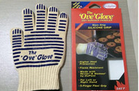 Wholesale Oven Glove Microwave oven Glove Heat Resistant Cooking Heat Proof Oven Mitt Glove Hot Surface Handler