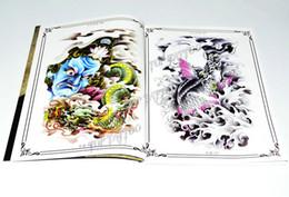 Wholesale Hot Sale CIQING FENG Tattoo Books Online A4 Manuscript Tattoo For Tattoo Books Equipment