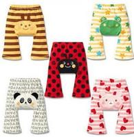 Wholesale Busha cotton Baby toddler boy girl Short Leggings Pant Tights PP pants pair