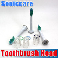 Wholesale New in MaySonicare Toothbrush Head electric ultrasonic Replacement Heads For Phili Sonicare ProResults HX6013 Standard toothbrush head