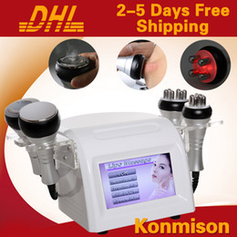 Wholesale 2014 Newest in Ultrasonic Liposuction Cavitation RF Slimming Machine For Sale With CE
