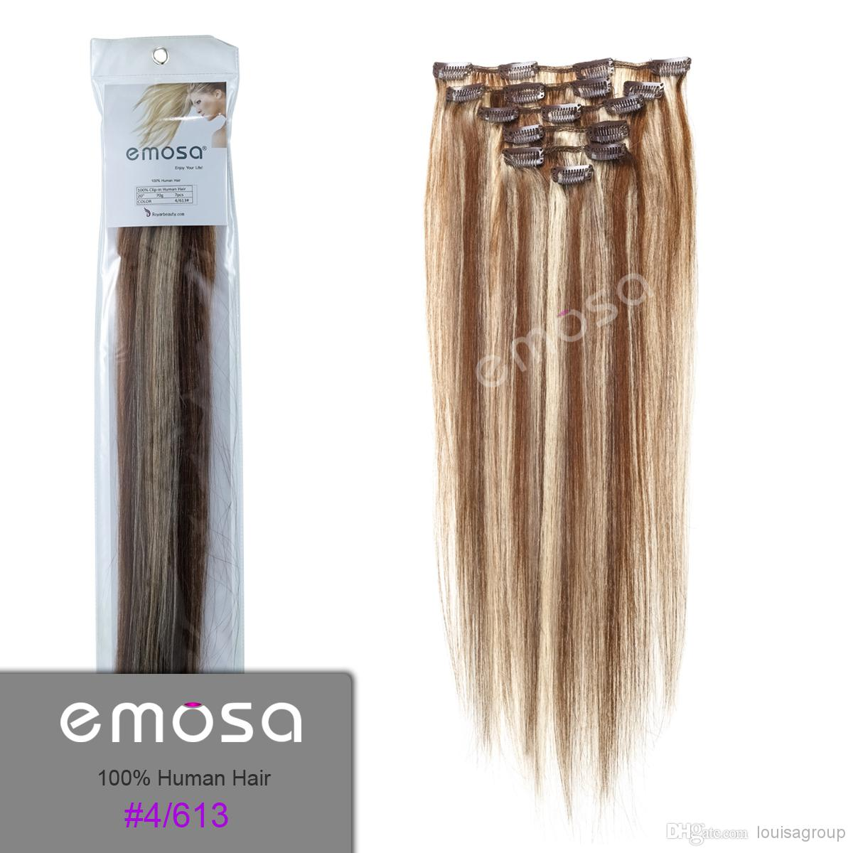 Best Clip In Hair Extensions Brand 2013 Triple Weft Hair Extensions