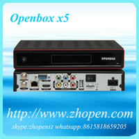 Wholesale Openbox X5 HD original Support G and IPTV