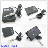 Wholesale Black Plastic Tattoo Foot Pedal Switch Supply TFS08