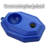 Wholesale tennis training base pedestal Outdoor Qacquet Sport Supplies
