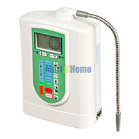 Wholesale AC V ALKALINE WATER IONIZER MACHINE WATER FILTER Free Pre Filters BE012 SD