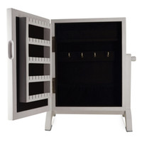 warehouse in china - Mirror Jewelry Armoire Mini Wooden Jewelry Organizer Bedroom Furniture Made In China USA warehouse