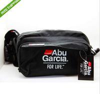 Wholesale Brand New ABU GARCIA Waist Tackle Bag pockets Fishing Tackle Bags