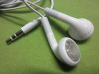 Высококачественные стерео наушники Hi-Fi для iPhone 5, iPhone 4 / 4S iPod white