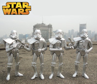 Wholesale STAR WARS Stormtrooper Star Wars stormtrooper clone trooper inch doll movable