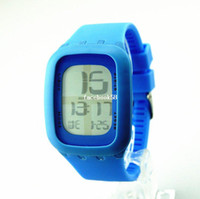 Wholesale UPS DHL Colors for Options Newest Waterproof dive Finger Touch Screen Led Watch with Night Light