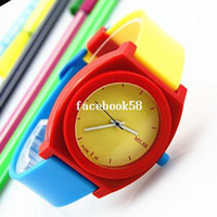sporting goods - UPS DHL Good Quality Colors Super Design Sport Fashion Watch