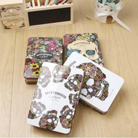 color cover notebook - Creative Color Painting Hard Cover Diary Notebook Planner and Organizers Notepad Memo Book Office Supplies SH585