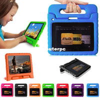 7'' amazon water - New Colors Children Kid Handle Foam EVA Shock Water Proof Cover Case For Amazon Kindle Fire HD quot