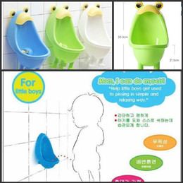 Wholesale Baby Toddler Potty Pee Trainer Urinal Training Toilet Little Boys Children Potty Urinal Toilet Training Supplies