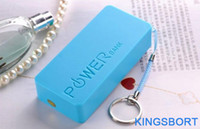 Car Chargers Universal Blue/Green/Pink/Yellow/Black/White Wholesale -Perfume 5600mah PowerBank Portable Power Bank 5600 USB for iphone 5S 4S 4 Galaxy S3 S4 5600mAh Mobile Power Bank