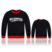Punk / Rock / Hip-hop Fashion Cotton Pullover Free shipping 2014 BBC Billionaire Boys Club Clothing Men O-neck Sweatshirts Hip Hop Casual Cotton hoody
