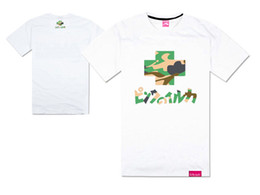 Wholesale 2014 new summer dolphin printed t shirt pink dolphin t shirt hip hop tee shirts cotton short sleeve tees color