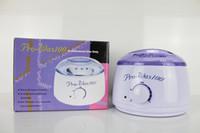 ABS pedicure spa - 500ml Salon Paraffin Wax bath Pot Warmer Bath Spa Manicure Pedicure wax heater