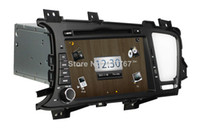 Wholesale Android Dual core Car DVD Player For Kia K5 OPTIMA quot Capacitive Touch Screen Audio Video System