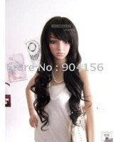 Wholesale Long Straight light brown Cosplay Party wig Wig