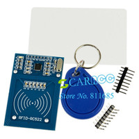 Wholesale New arrival RC522 Card Read IC Card Proximity Module Antenna RFID Reader TK0621
