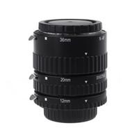 Macro/CloseUp auto tubes - Electronic Mount TTL Auto Focus AF Macro Extension Tube Set Ring for Nikon D7100 D5200 D3200 D800 D800E D5100 D7000 D3100 D1122