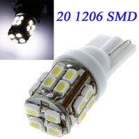 auto led tail lamp - 10Pcs SMD LEDs W5W Car Side Wedge Light Led Lamp Bulb T10 Tail Lamp Vehicle Auto LED Bulb Lighting K659