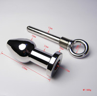 Wholesale Newest bdsm Anal Toys Butt Plug Sex Toys enema Sex Products