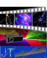 animation laser - NEW MW RGB Full Color Animation laser light with SD Card D D Change christmas laser light MYY1206