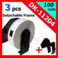 Wholesale 100 x Rolls Brother Compatible Labels DK DK DK labels per roll mm x17mm