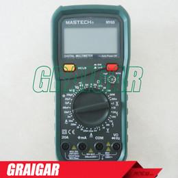 Wholesale Cheap Mastech MY65 DMM Digital Multimeter