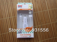 inew i7000 - V A Micro USB Car Charger for iNew V3 I3000 i8000 I7000 I6000 Famous Brand Security assurance with Retail Package