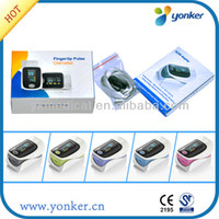 Wholesale CE Approved Portable Equipment Medical Fingertip Pulse Oximeter