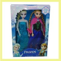 Frozen Movie Frozen EMS Free shipping Sparkle Princess toy 3...