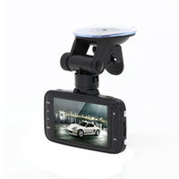 Wholesale GS8000 Full HD P HDMI Camera View Angele Degree quot LCD TFT screen Car DVR Video Recorder G sensor Night Version Car Camcorder