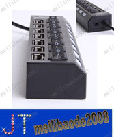 Wholesale Black Ports USB High Speed Adapter Hub Power On Off Switch Mbps AC06 MYY1215
