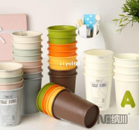 Wholesale Creative Cup set Simple Fashion Couple cups Coffee milk cup high quality