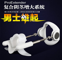 Wholesale Pro Extender Pump Sexy Product ProExtender Penis Enlargement System MAXMA Penis Extender Strecher Male Sex Toy Men Toys