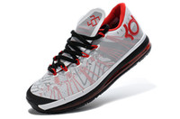 Low Cut Men Spring and Fall Wholesale - KD VI ELITE Shoes KD VI 6 2014 Mens Basketball Shoes Easter Kevin Durant VI KD 6 Mens Basketball Shoes New Color Kd6 Sneakers Si