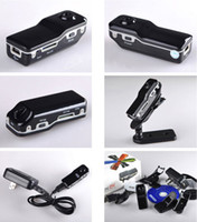 Wholesale Free shiping DHL NEW Mini MD80 DV DVR Sports Video Camera Webcam Spy Cam